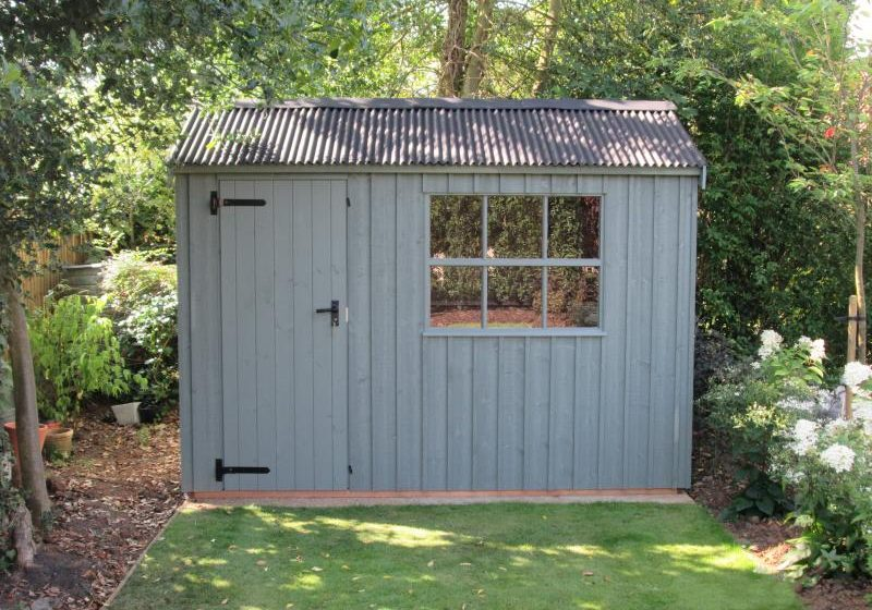 image 1 traditional shed